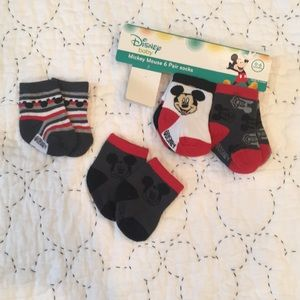 Other - Mickey Mouse Socks